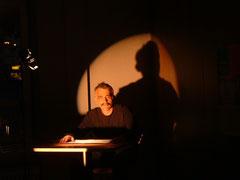 Martin Ehmann liest Georg Elser