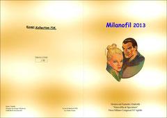 Cartella Kover Kollection per Cartolina Busta e Specimen Diabolik