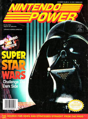 Nintendo Power Nr.42 (Front)