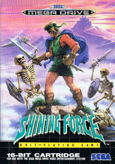 Shining Force (Europa) (Front)