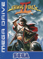 Shining Force II (Front)