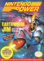 Nintendo Power Nr.67 (Front)