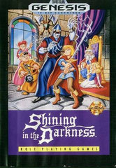 Shining in the Darkness (Front) (USA)