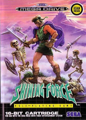 Shining Force (Asien-Version) (Front)
