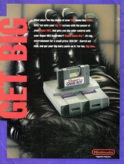 Nintendo Power Nr. 65 (Back)