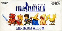 Final Fantasy Minimum Album (Front)