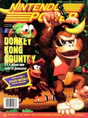 Nintendo Power Nr.66 (Front)