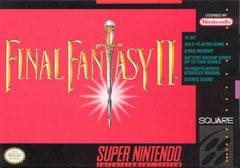 Final Fantasy II (Front)