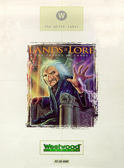 Lands of Lore: The Throne of Chaos (White Label) (USA) (Front)