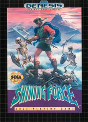 Shining Force (USA) (Front)