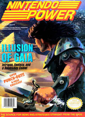 Nintendo Power Nr.65 (Front)