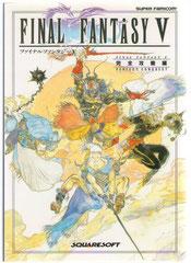 Final Fantasy V Perfect Conquest (Front)