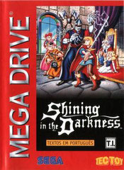 Shining in the Darkness (Front) (Brasilien)