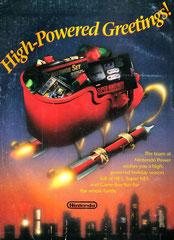 Nintendo Power Nr.42 (Back)