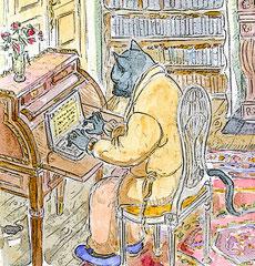L'auteur Jean-Baptiste de l'Ouximer