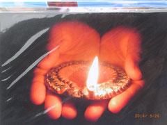 Kerze 30-008
