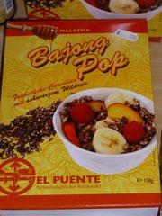 Bajong Pop - Frühstücks-Ceralien mit schwarzen Wildreis