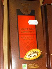 Grand Noir Zartbitter, Bio Schokolade 70 % Cacao