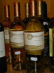 Medanos Chardonnay Bio, Argentinien
