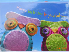 Happy Birthday 30-018