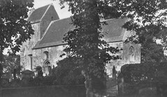 Kirche in Munkbrarup (Schleswig-Holstein)