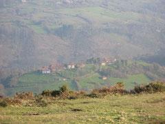 Vio del Pico desde Pico Grande
