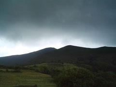 Pico Grande desde Seaza