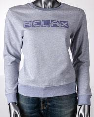 Relax - Damen-Sweatshirt aus Bio-Baumwolle