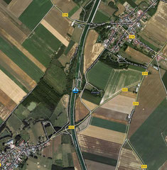 15.7. Canal du Nord; Schleuse 3
