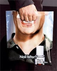 Средство, отучающее грызть ногти