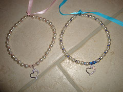 Collier de perle pour chiens