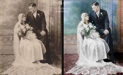 Fotografia de 1930. Digitilizacion y edicion Fotografia Andreu Gual