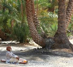 Oman - Wadi  Foto: Thomas Lenz