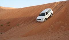 Oman - Wüstendüne  Foto: Thomas Lenz