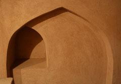 Oman - Burg Nizwa  Foto: Thomas Lenz