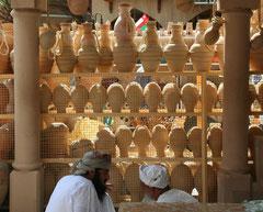 Oman - Topfbasar  Foto: Thomas Lenz