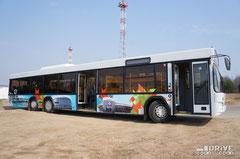 Судя по заводскому номеру, выпущено уже более 1000 различных модификаций МАЗ 107