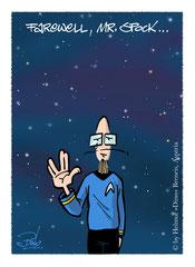 """Farewell, Mr. Spock..."" (2015)"