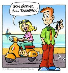 """""""Bon Giorno"""" (Durchstarten Italienisch 1, 2007) - Veritas Verlag, Linz"""