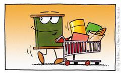 """""""Shopping"""" (Durchstarten VS, Englisch, 2010) - Veritas Verlag, Linz"""