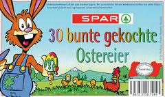 Spar Ostereier (2001) - Agentur: Eigen)art