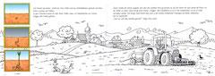 Rösselmehl Malbuch (20-seitig) - Seite 8/9 (2016)