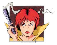 """Elise"" - Manga Collection für Mezzo Forte, Salzburg (2000)"