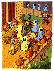 """Halloween"" (Durchstarten VS, Englisch, 2010) - Veritas Verlag, Linz"