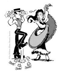 """Flamenco"" - Performdance, Linz (2001)"