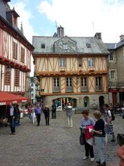 Vannes, Frankreich