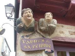 Vannes und sein Frau
