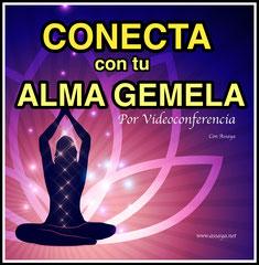 Conexión con tu Alma Gemela y activaciones Online.