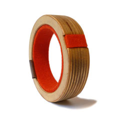 taliman multiplex-rot (innen 6,5cm aussen 9,1cm)