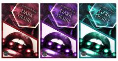 """Pre#156 Serie """"Dark Desire"""" 79,00 Euro pro Cover"""